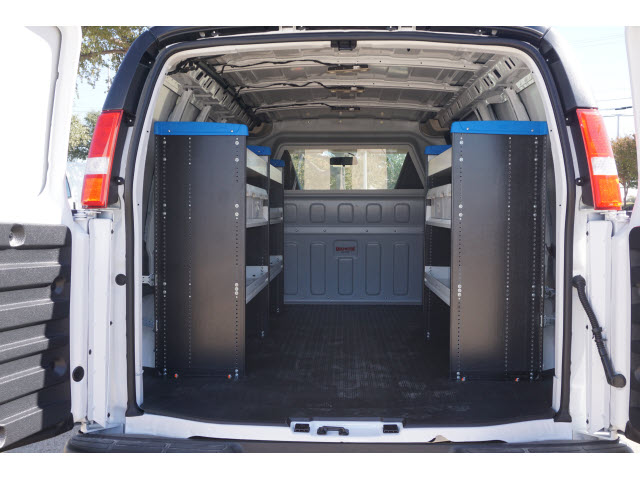 2020 Chevrolet Express 2500 4x2, Knapheide Upfitted Cargo Van #CF1456 - photo 2
