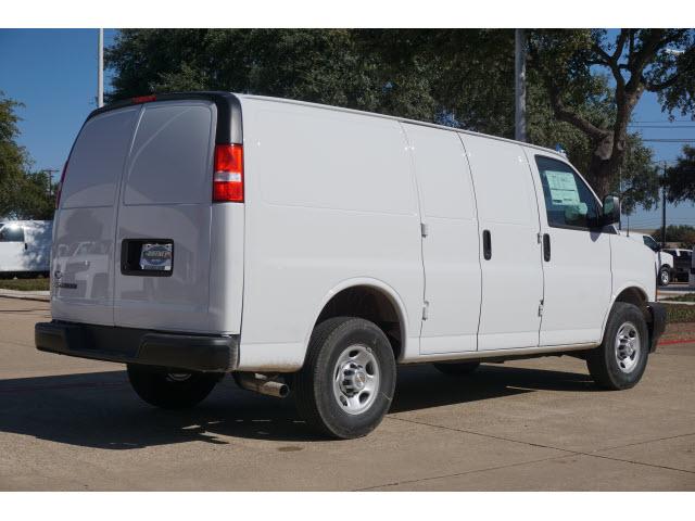2020 Chevrolet Express 2500 4x2, Knapheide Upfitted Cargo Van #CF1456 - photo 4