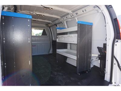 2020 Chevrolet Express 2500 4x2, Knapheide Upfitted Cargo Van #CF1456 - photo 16