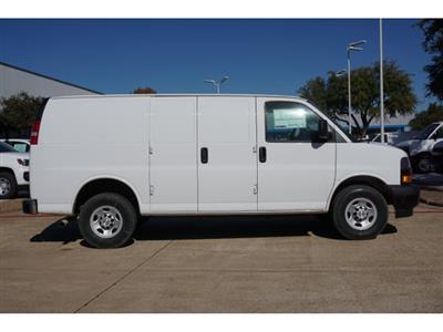 2020 Chevrolet Express 2500 4x2, Knapheide Upfitted Cargo Van #CF1456 - photo 3