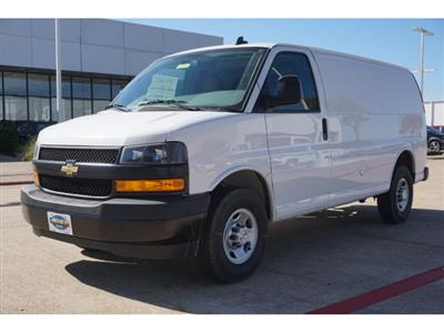 2020 Chevrolet Express 2500 4x2, Knapheide Upfitted Cargo Van #CF1456 - photo 20