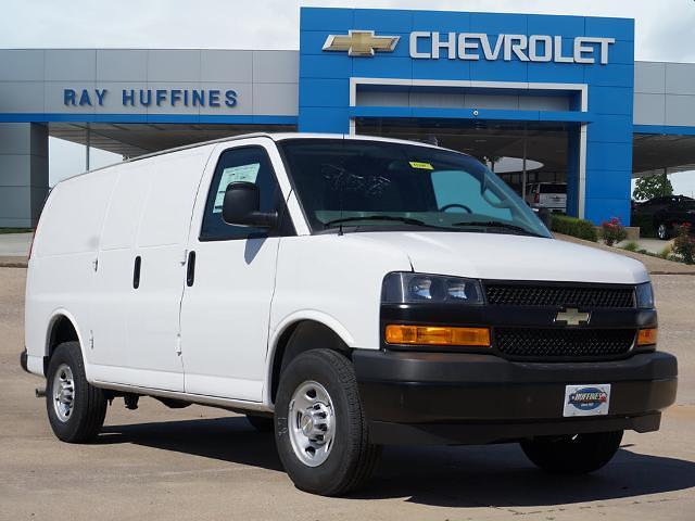 2021 Chevrolet Express 2500 4x2, Adrian Steel Upfitted Cargo Van #CF1469 - photo 1
