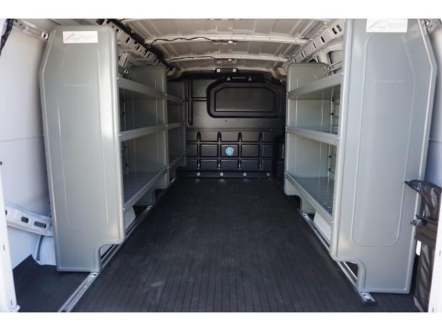 2021 Chevrolet Express 2500 4x2, Adrian Steel Upfitted Cargo Van #CF1470 - photo 1