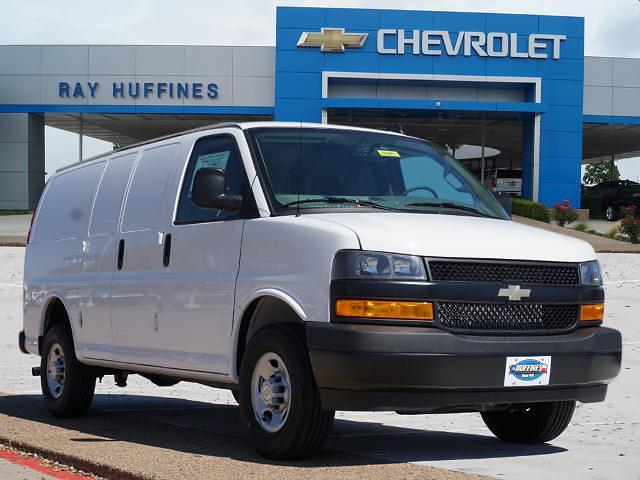 2021 Chevrolet Express 2500 4x2, Adrian Steel Upfitted Cargo Van #CF1489 - photo 1