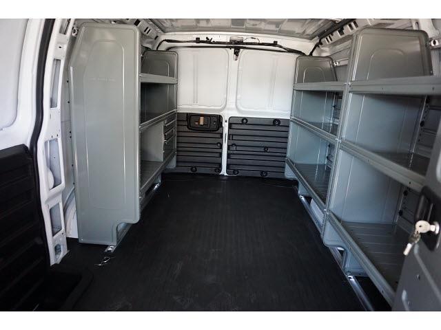 2021 Chevrolet Express 2500 4x2, Adrian Steel Upfitted Cargo Van #CF1495 - photo 1