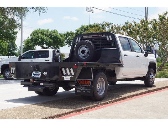 2021 Chevrolet Silverado 3500 Crew Cab 4x4, CM Truck Beds Platform Body #CF1518 - photo 1
