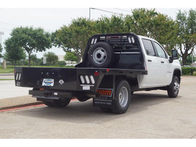 2021 Chevrolet Silverado 3500 Crew Cab 4x4, CM Truck Beds Platform Body #CF1520 - photo 1