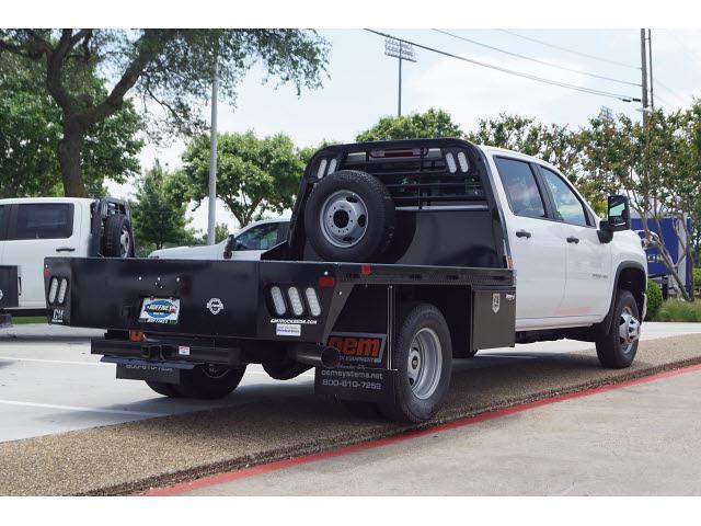 2021 Chevrolet Silverado 3500 Crew Cab 4x4, CM Truck Beds Platform Body #CF1521 - photo 1