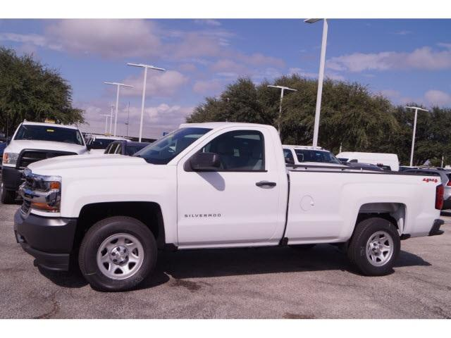 2018 Silverado 1500 Regular Cab 4x4,  Pickup #CF919 - photo 17