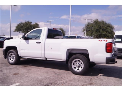 2018 Silverado 1500 Regular Cab 4x4,  Pickup #CF921 - photo 3