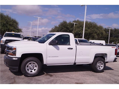 2018 Silverado 1500 Regular Cab 4x4,  Pickup #CF921 - photo 17