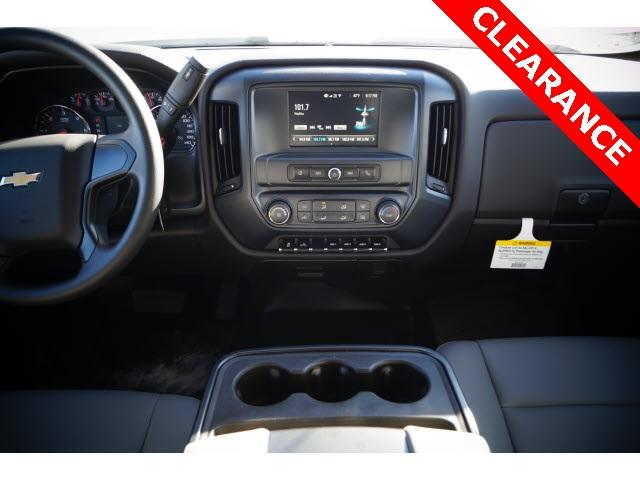 2017 Silverado 2500 Crew Cab 4x2,  Service Body #CF951 - photo 3