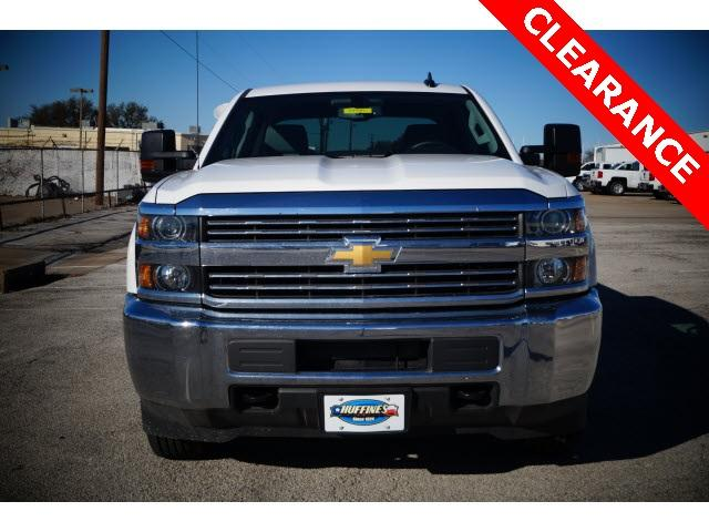 2017 Silverado 2500 Crew Cab 4x2,  Service Body #CF951 - photo 14