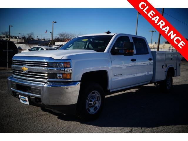 2017 Silverado 2500 Crew Cab 4x2,  Service Body #CF951 - photo 15