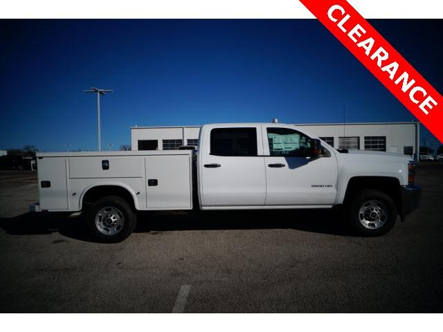2017 Silverado 2500 Crew Cab 4x2,  Service Body #CF951 - photo 17