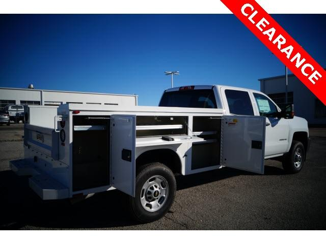 2017 Silverado 2500 Crew Cab 4x2,  Service Body #CF951 - photo 18