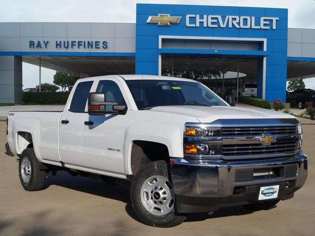 2018 Silverado 2500 Double Cab 4x4, Pickup #CF994 - photo 1