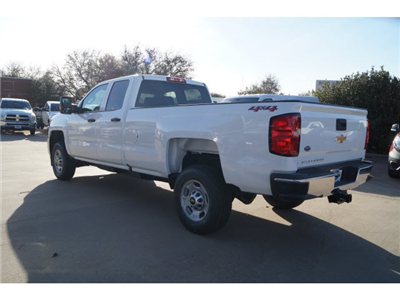 2018 Silverado 2500 Double Cab 4x4, Pickup #CF994 - photo 2