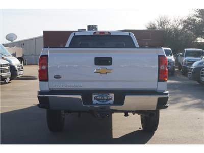 2018 Silverado 2500 Double Cab 4x4, Pickup #CF994 - photo 17