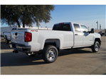 2018 Silverado 2500 Double Cab 4x4, Pickup #CF994 - photo 16