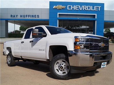 2018 Silverado 2500 Double Cab 4x4, Pickup #CF995 - photo 1