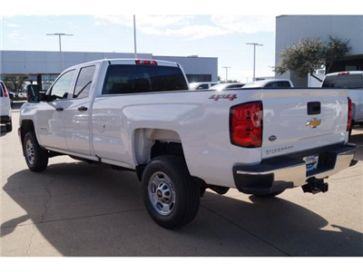 2018 Silverado 2500 Double Cab 4x4, Pickup #CF995 - photo 3