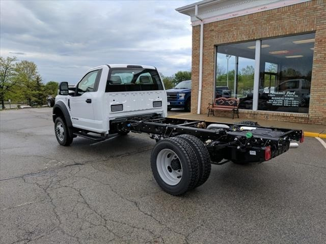 2018 F-550 Regular Cab DRW 4x4, Cab Chassis #L02270 - photo 2
