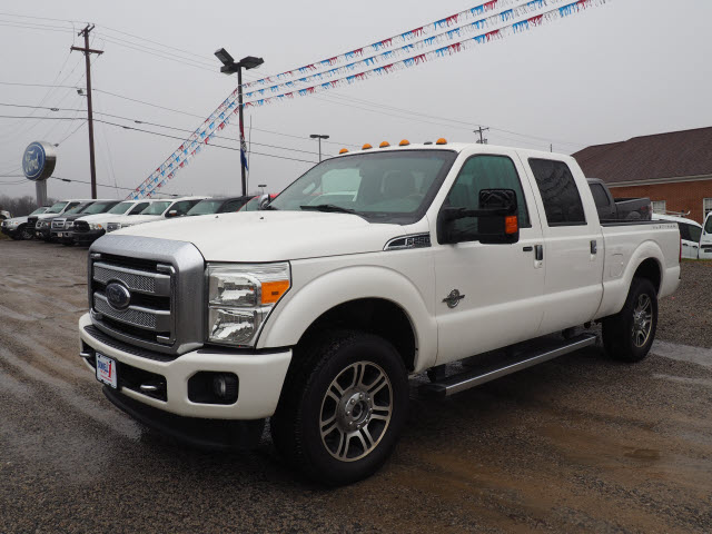 2015 F-250 Crew Cab 4x4,  Pickup #L03336A - photo 9