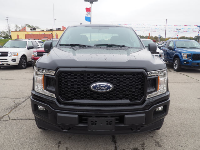 2018 F-150 Crew Cab 4x4 Pickup #L03622 - photo 3