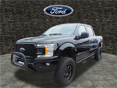 2018 F-150 SuperCrew Cab 4x4,  Pickup #L03622 - photo 1