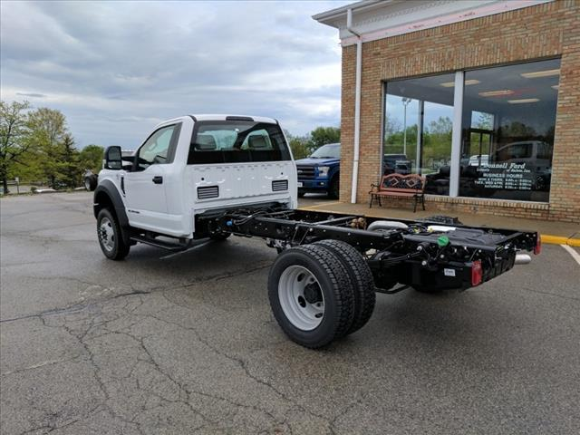 2017 F-550 Regular Cab DRW 4x4 Cab Chassis #L08287 - photo 2