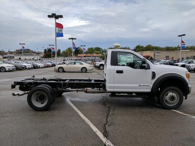 2017 F-550 Regular Cab DRW 4x4 Cab Chassis #L08287 - photo 5