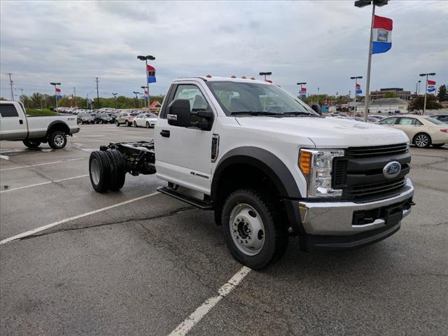 2017 F-550 Regular Cab DRW 4x4 Cab Chassis #L08287 - photo 6
