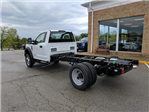 2017 F-550 Regular Cab DRW 4x4 Cab Chassis #L08287 - photo 1