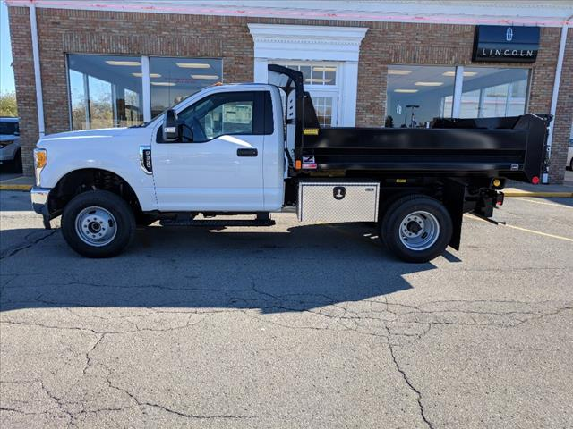 2017 F-350 Regular Cab DRW 4x4, Monroe Dump Body #L08850 - photo 3