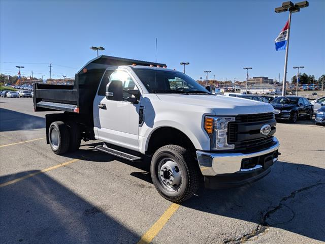 2017 F-350 Regular Cab DRW 4x4, Monroe Dump Body #L08850 - photo 7