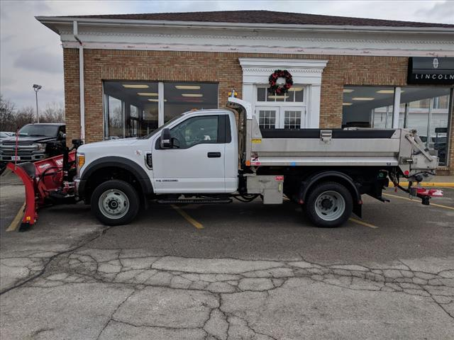 2017 F-550 Regular Cab DRW 4x4, Monroe Dump Body #L08855 - photo 3
