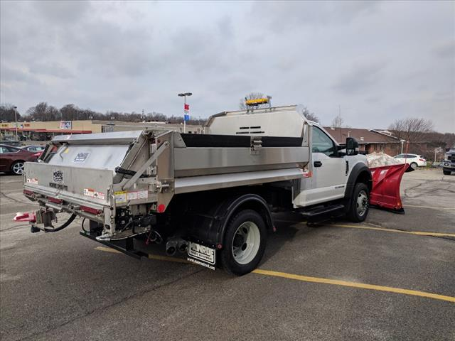 2017 F-550 Regular Cab DRW 4x4, Monroe Dump Body #L08855 - photo 5