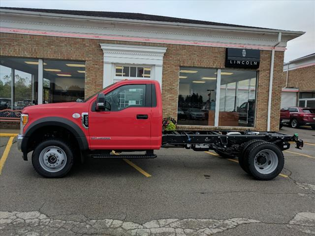 2017 F-550 Regular Cab DRW 4x4 Cab Chassis #L09006 - photo 3