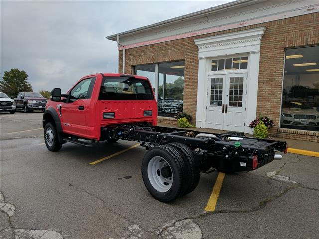 2017 F-550 Regular Cab DRW 4x4 Cab Chassis #L09006 - photo 2