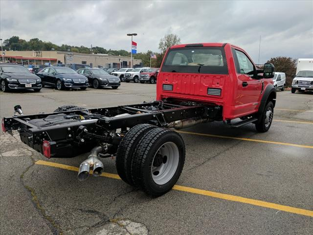 2017 F-550 Regular Cab DRW 4x4 Cab Chassis #L09006 - photo 4