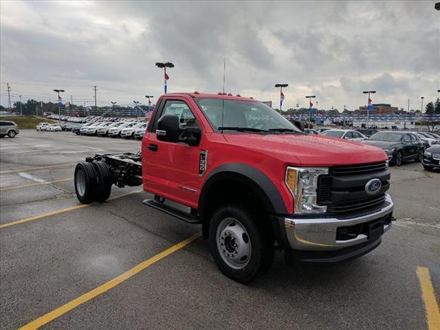 2017 F-550 Regular Cab DRW 4x4 Cab Chassis #L09006 - photo 6