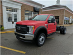 2017 F-550 Regular Cab DRW 4x4 Cab Chassis #L09006 - photo 1