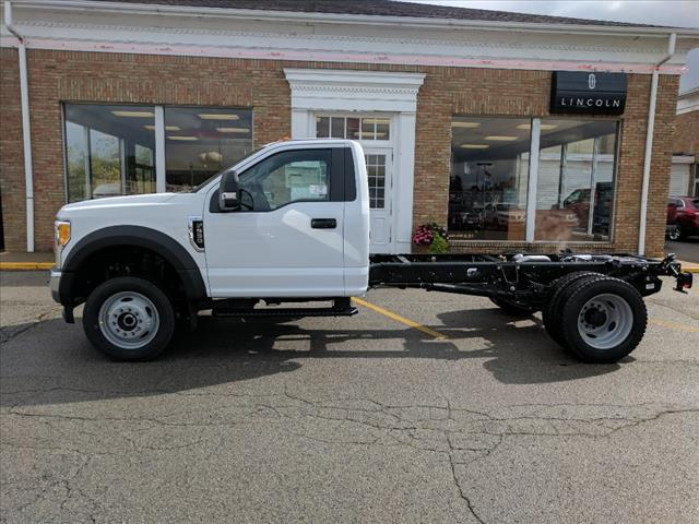 2017 F-550 Regular Cab DRW 4x4 Cab Chassis #L09323 - photo 3