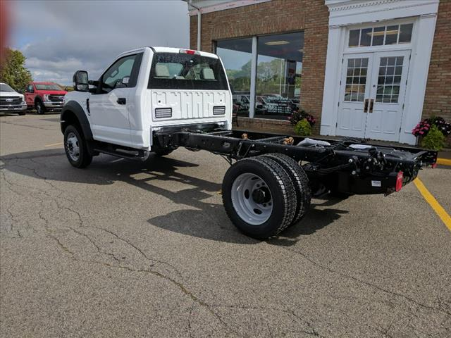 2017 F-550 Regular Cab DRW 4x4 Cab Chassis #L09323 - photo 2