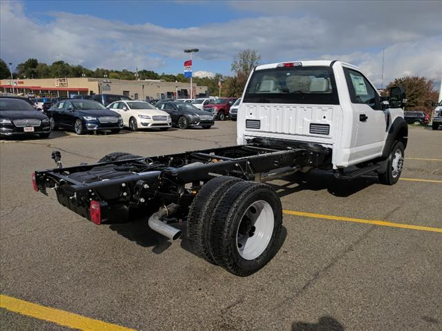 2017 F-550 Regular Cab DRW 4x4 Cab Chassis #L09323 - photo 4