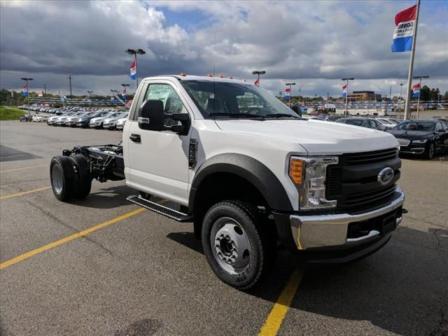 2017 F-550 Regular Cab DRW 4x4 Cab Chassis #L09323 - photo 5