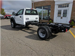 2017 F-550 Regular Cab DRW 4x4 Cab Chassis #L09323 - photo 1