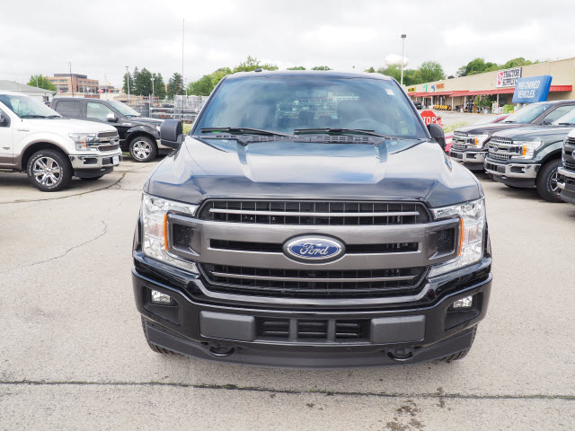 2018 F-150 SuperCrew Cab 4x4,  Pickup #L11469 - photo 3