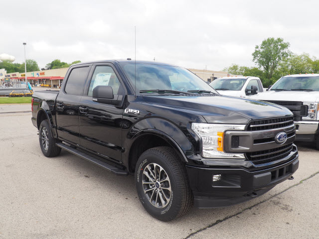 2018 F-150 SuperCrew Cab 4x4,  Pickup #L11469 - photo 4